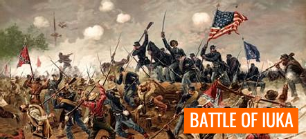 BATTLE OF IUKA
